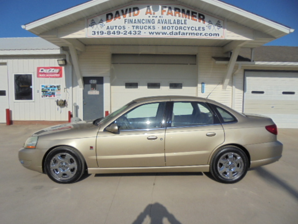 2004 Saturn L-Series  - David A. Farmer, Inc.