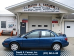 2001 Saturn SL  - David A. Farmer, Inc.