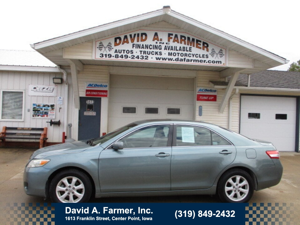 2010 Toyota Camry LE 4 Door**1 Owner/Low Miles/102K**  - 5106  - David A. Farmer, Inc.