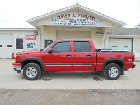 2006 Chevrolet Silverado 1500 LT Crew Cab 4X4 Z71**Low Miles/114K** for Sale  - 4466  - David A. Farmer, Inc.