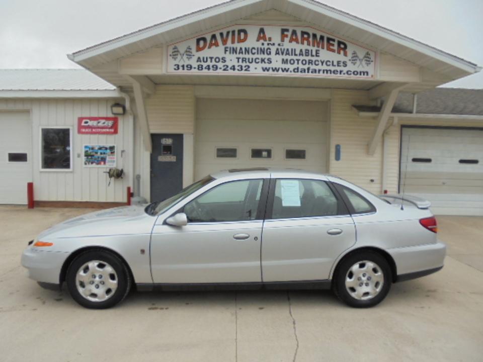 2002 Saturn L-Series  - David A. Farmer, Inc.