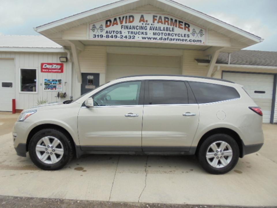2014 Chevrolet Traverse  - David A. Farmer, Inc.