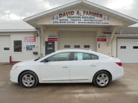 2010 Buick LaCrosse CX 4 Door**Low Miles** for Sale  - 4586  - David A. Farmer, Inc.