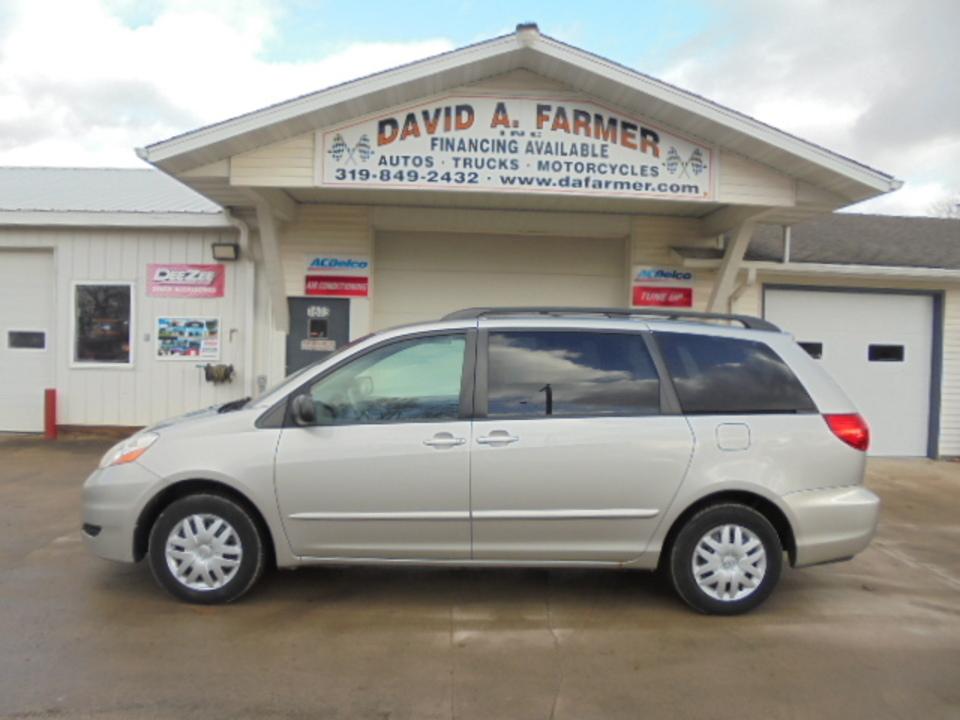 2006 Toyota Sienna  - David A. Farmer, Inc.