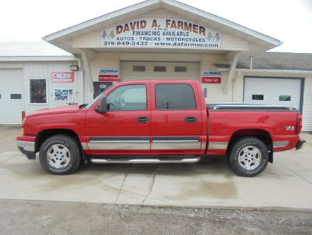 2006 Chevrolet Silverado 1500 3LT Crew Cab 4X4 Z71**Low Miles/Leather** for Sale  - 4594  - David A. Farmer, Inc.