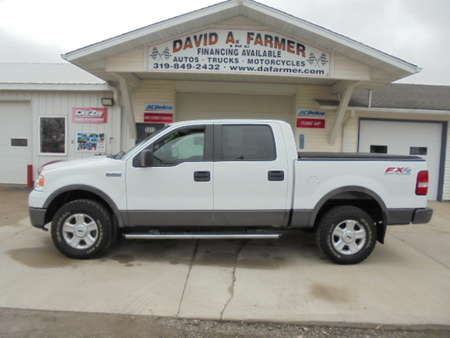 2007 Ford F-150 Super Crew 4X4 FX4**1 Owner/Low Miles** for Sale  - 4593  - David A. Farmer, Inc.