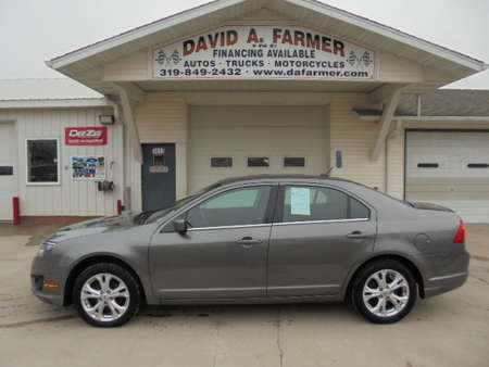 2012 Ford Fusion SE 4 Door**Low Miles/New Tires** for Sale  - 4399  - David A. Farmer, Inc.