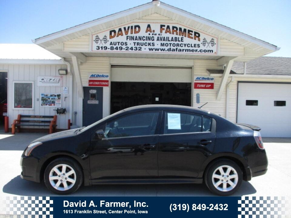 2012 Nissan Sentra  - David A. Farmer, Inc.