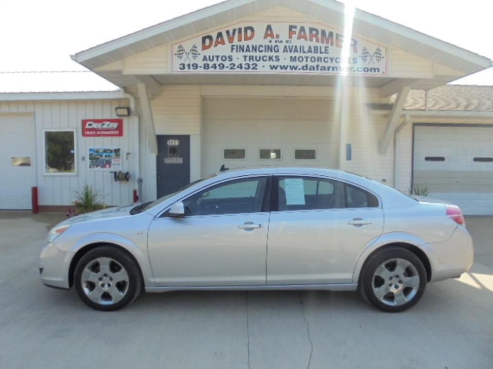 2009 Saturn Aura  - David A. Farmer, Inc.