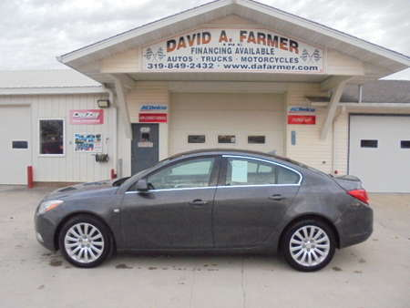 2011 Buick Regal CXL**Low Miles/Leather/Sunroof** for Sale  - 4584  - David A. Farmer, Inc.