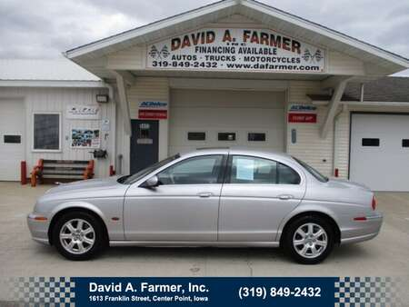 2003 Jaguar S-Type 4 Door**Low Miles/88K/Heated Leather/Sunroof** for Sale  - 4928  - David A. Farmer, Inc.