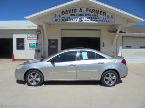 2007 Pontiac G6  - David A. Farmer, Inc.