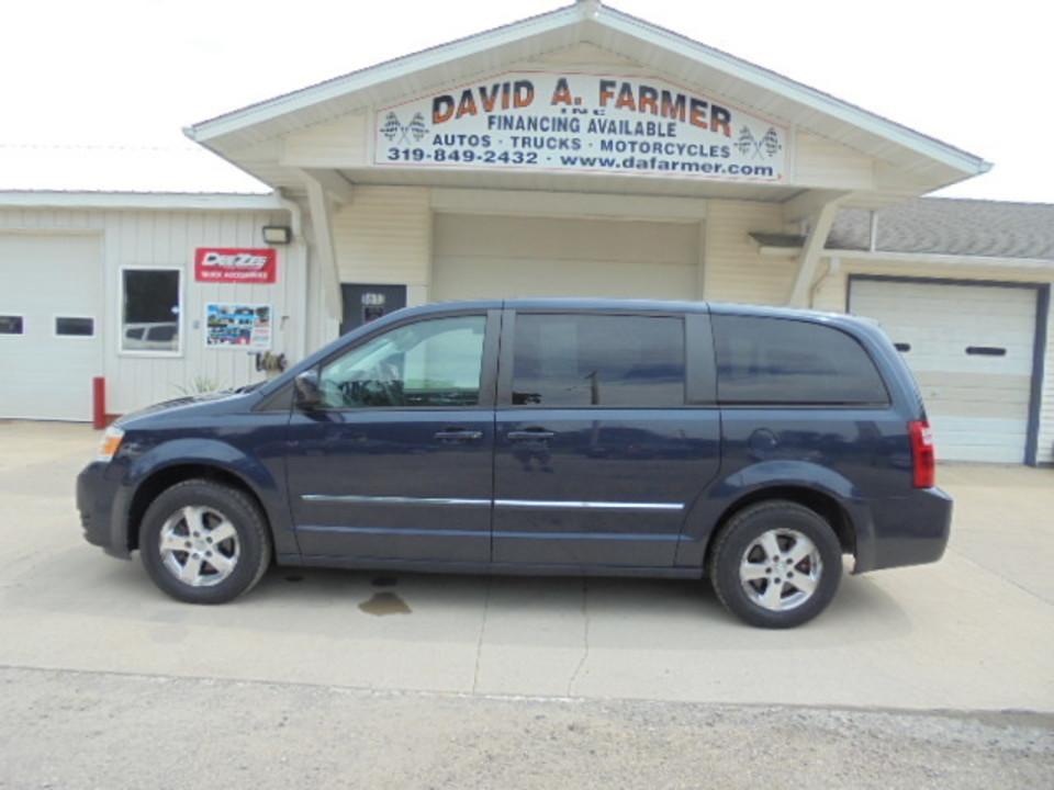 2008 Dodge Grand Caravan  - David A. Farmer, Inc.