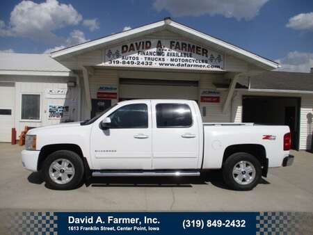 2011 Chevrolet Silverado 1500 LTZ Crew Cab 4X4 Z71**1 Owner** for Sale  - 4922  - David A. Farmer, Inc.