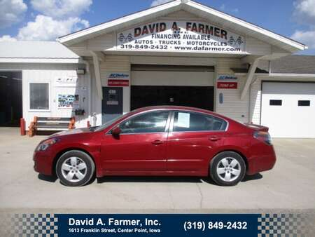 2007 Nissan Altima S 4 Door**1 Owner/Low Miles/78K/Sunroof** for Sale  - 4935  - David A. Farmer, Inc.
