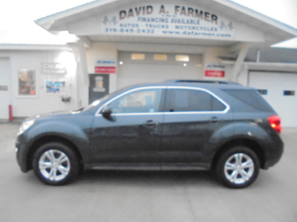 2012 Chevrolet Equinox 2LT FWD**Low Miles/Leather/BackUp Camera**  - 4597  - David A. Farmer, Inc.