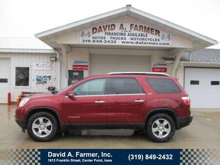 2008 GMC Acadia SLT AWD**1 Owner/Heated Leather** for Sale  - 4833  - David A. Farmer, Inc.