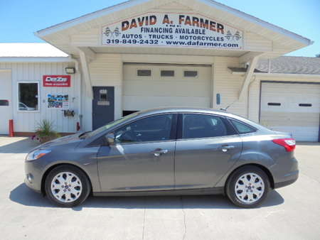 2012 Ford Focus SE 4 Door**1 Owner/Low Miles** for Sale  - 4343  - David A. Farmer, Inc.