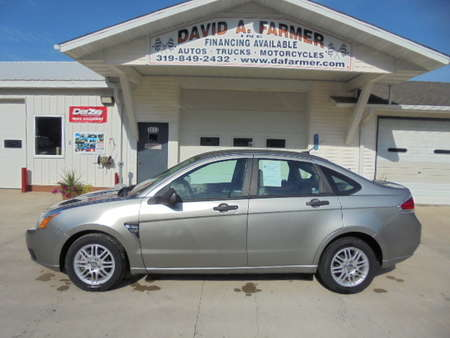 2008 Ford Focus SE 4 Door**Low Miles** for Sale  - 4321  - David A. Farmer, Inc.