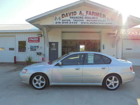 2007 Subaru Legacy Sedan Special Edition 4 Door AWD**Low Miles** for Sale  - 4361  - David A. Farmer, Inc.