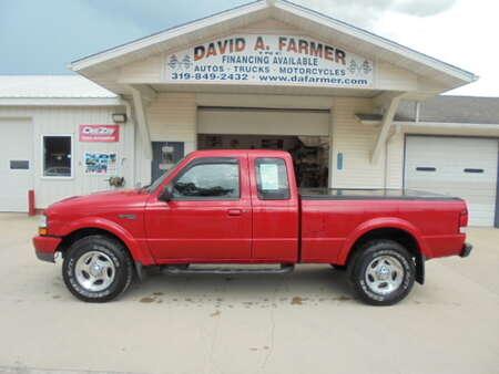 2000 Ford Ranger XLT 4 Door X-Cab 4X4 **Low Mileage** for Sale  - 4497  - David A. Farmer, Inc.