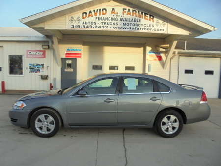 2007 Chevrolet Impala LT 4 Door**1 Owner/Low Miles** for Sale  - 4607  - David A. Farmer, Inc.