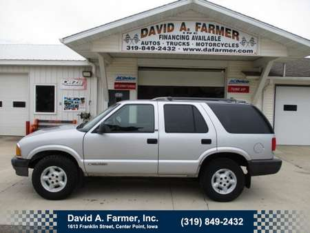 1995 Chevrolet Blazer LS 4 Door 4X4**Low Miles** for Sale  - 4736-1  - David A. Farmer, Inc.