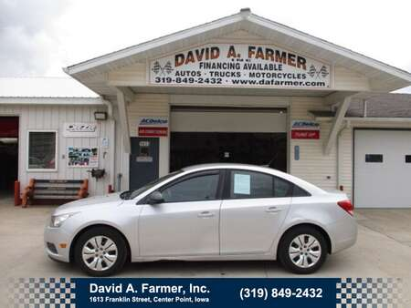 2013 Chevrolet Cruze LS 4 Door**2 Owner/Low Miles/101K** for Sale  - 5012  - David A. Farmer, Inc.