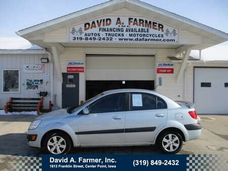 2009 Kia Rio LX 4 Door**1 Owner/Low Miles** for Sale  - 4852  - David A. Farmer, Inc.