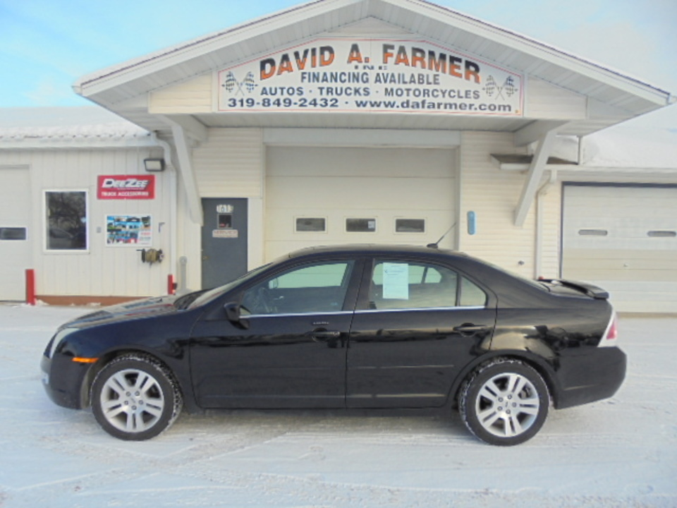 2008 Ford Fusion  - David A. Farmer, Inc.