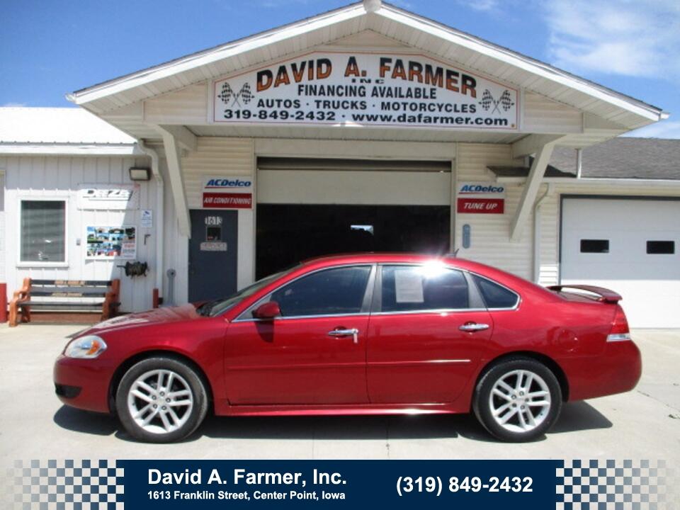 2013 Chevrolet Impala LTZ 4 Door 2 Owner/Low Miles/89K**  - 4991  - David A. Farmer, Inc.