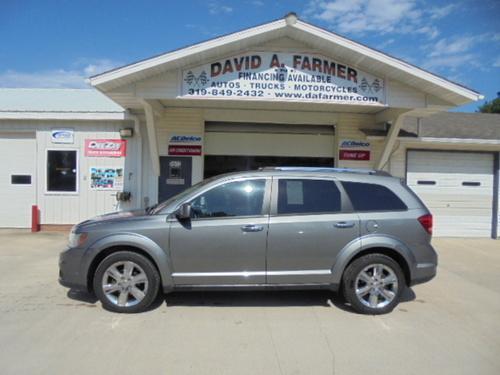 2012 Dodge Journey  - David A. Farmer, Inc.