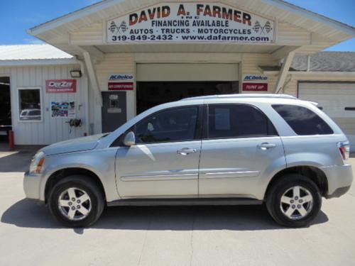 2008 Chevrolet Equinox  - David A. Farmer, Inc.