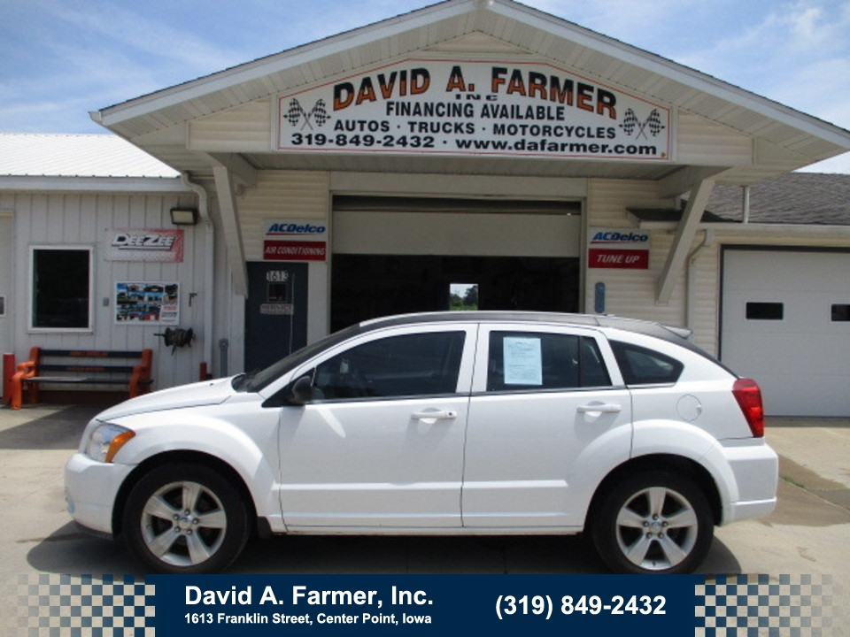 2012 Dodge Caliber  - David A. Farmer, Inc.