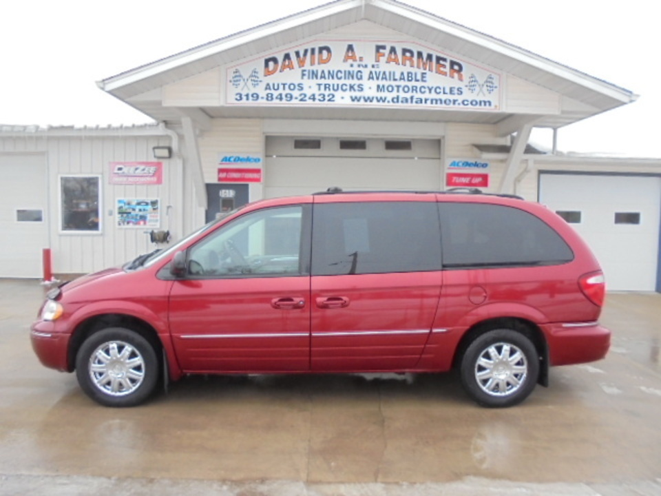 2007 Chrysler Town & Country Limited FWD*Leather/DVD/Naviagtion*  - 4627  - David A. Farmer, Inc.