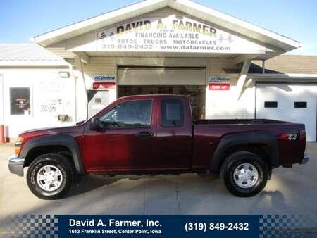 2007 Chevrolet Colorado XCab 4 Door 4X4 Z71 for Sale  - 4728  - David A. Farmer, Inc.