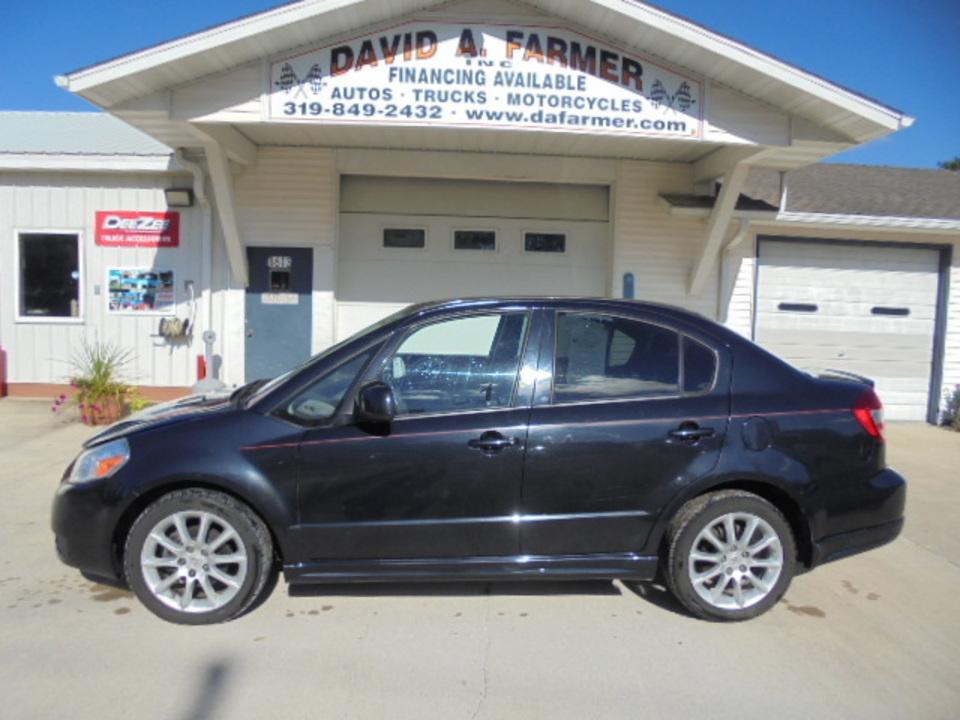 2008 Suzuki SX4  - David A. Farmer, Inc.