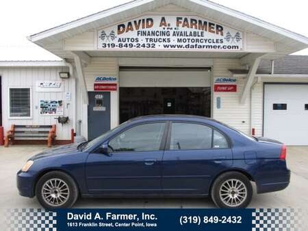 2003 Honda Civic EX 4 Door**1 Owner/Low Miles/81K** for Sale  - 5015  - David A. Farmer, Inc.