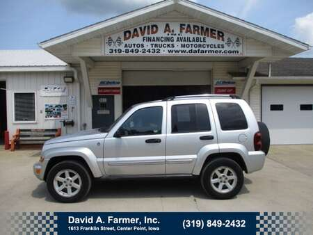 2006 Jeep Liberty Limited 4X4**1 Owner/Low Miles/85K** for Sale  - 5013  - David A. Farmer, Inc.
