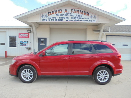 2013 Dodge Journey  - David A. Farmer, Inc.