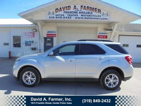 2016 Chevrolet Equinox LT 4 Door AWD**Heated Seats/Remote Start** for Sale  - 4668  - David A. Farmer, Inc.