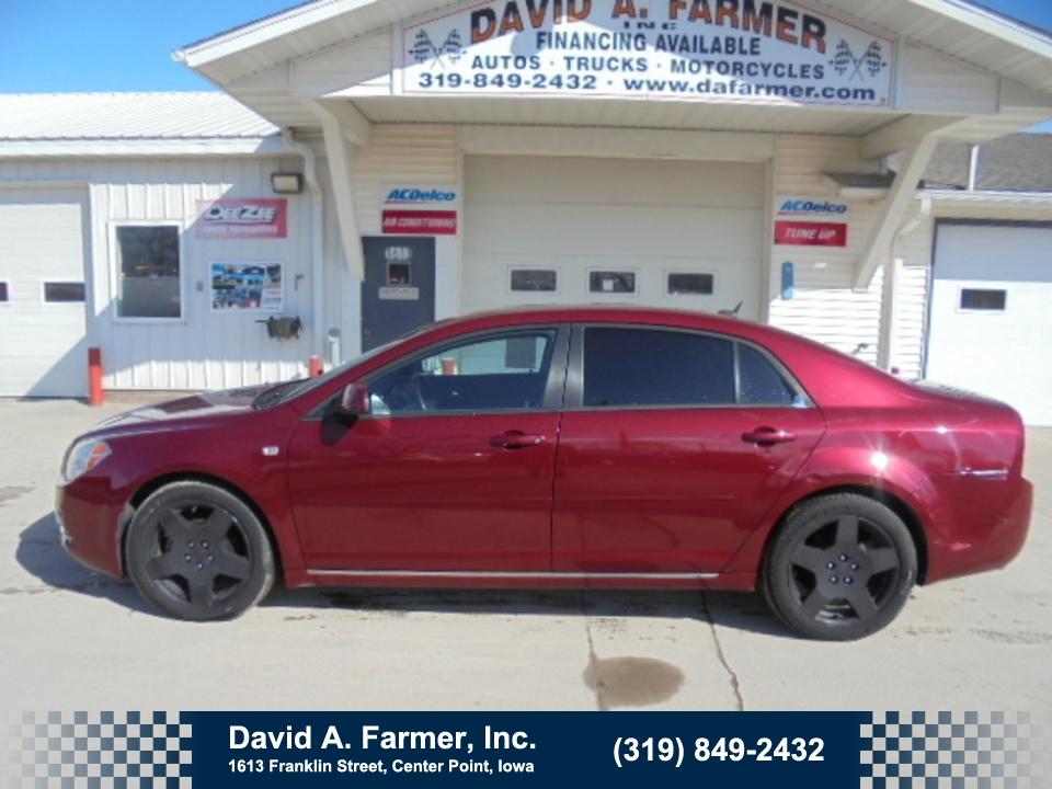 2008 Chevrolet Malibu  - David A. Farmer, Inc.