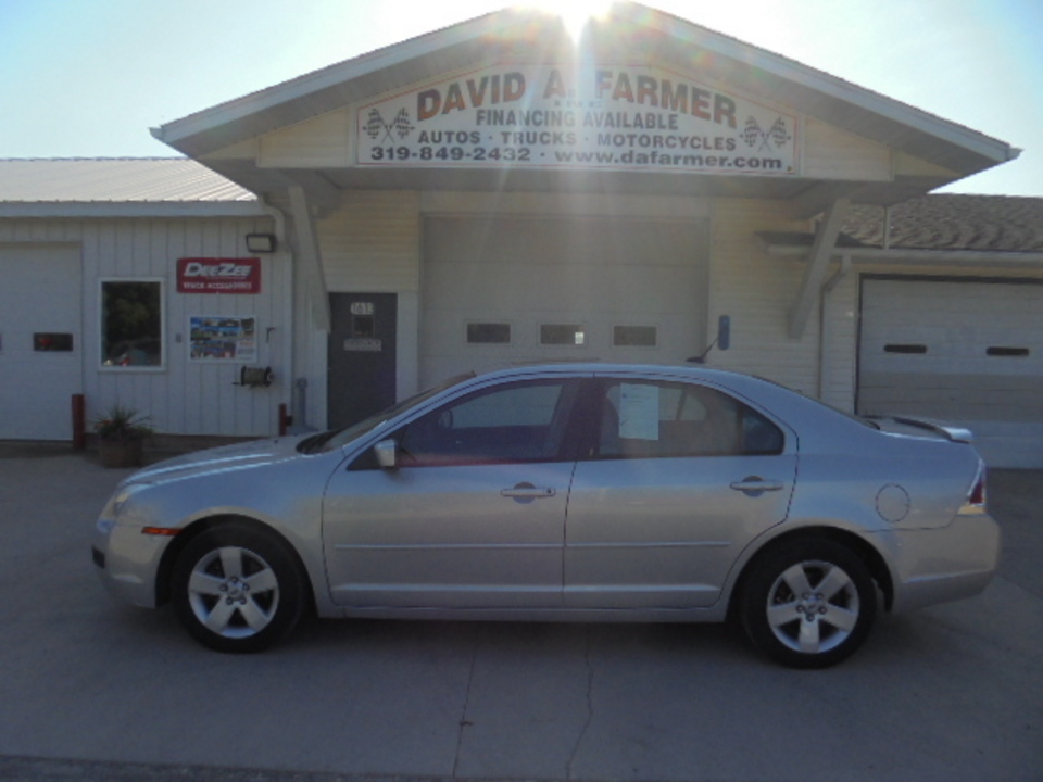 2009 Ford Fusion  - David A. Farmer, Inc.
