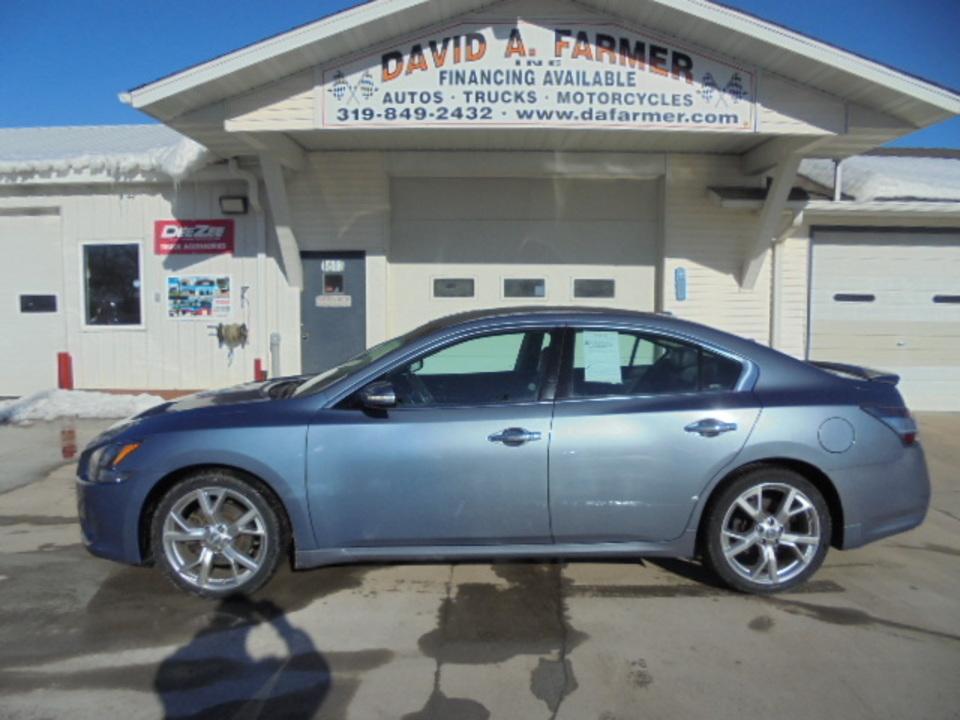 2012 Nissan Maxima  - David A. Farmer, Inc.