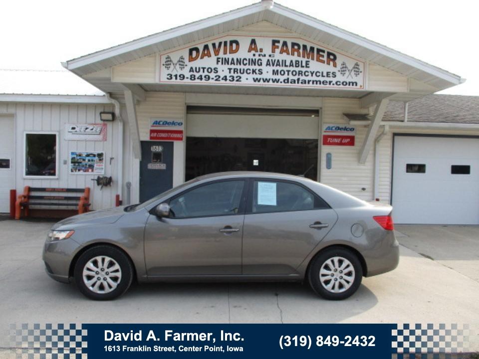 2011 Kia FORTE EX 4 Door**Low Miles**  - 4786  - David A. Farmer, Inc.