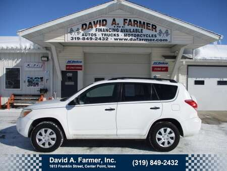 2006 Toyota Rav4 Base 4 Door FWD**1 Owner/New Tires** for Sale  - 4881  - David A. Farmer, Inc.