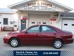 2005 Toyota Camry  - David A. Farmer, Inc.
