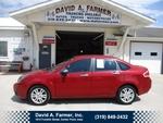 2010 Ford Focus  - David A. Farmer, Inc.