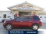 2010 GMC Acadia  - David A. Farmer, Inc.