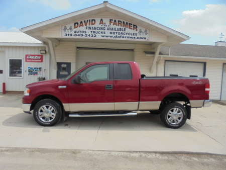 2008 Ford F-150 Super Cab XLT 4 Door 4X4**Low Miles** for Sale  - 4452  - David A. Farmer, Inc.